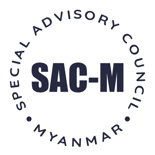 Special Advisory Council for Myanmar Logo